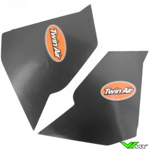 Airbox decals antislip Twin Air - Yamaha YZ125 YZ250