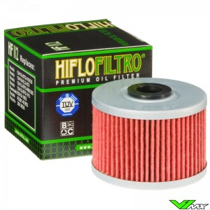 Oliefilter Hiflofiltro HF112 - GasGas Honda Kawasaki Suzuki