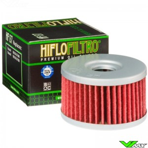 Oilfilter Hiflofiltro HF137 - Suzuki DR650