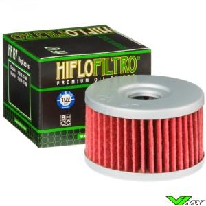 Oliefilter Hiflofiltro HF137 - Suzuki DR650