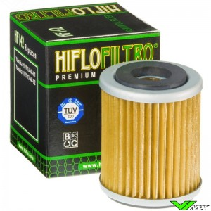 Oliefilter Hiflofiltro HF142 - TM Yamaha