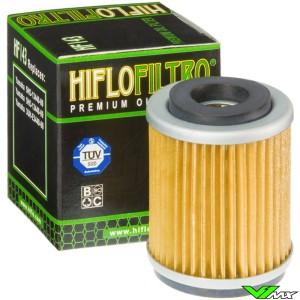 Oliefilter Hiflofiltro HF143 - Yamaha TT-R225