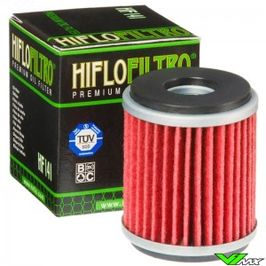 Oilfilter Hiflofiltro HF141 - Yamaha TM GasGas