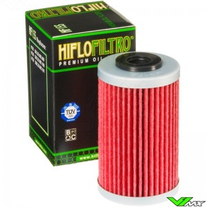 Oliefilter Hiflofiltro (No.1) HF155 - KTM BETA