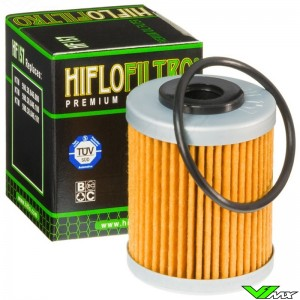 Oilfilter Hiflofiltro (No.2) HF157 - KTM Beta