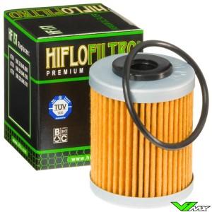 Oliefilter Hiflofiltro (No.2) HF157 - KTM BETA