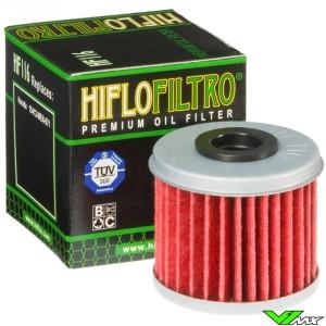 Oilfilter Hiflofiltro HF116 - Honda Husqvarna