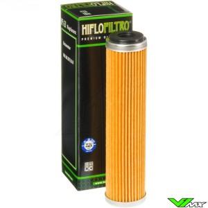 Oilfilter Hiflofiltro HF631 - Beta RR350-4T RR390-4T RR400-4T RR430-4T RR450-4T RR480-4T RR498-4T RR520-4T