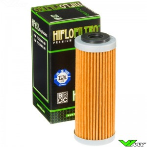 Oliefilter Hiflofiltro HF652 - KTM Husqvarna Husaberg
