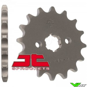 Front sprocket steel JT Sprockets (420) - Kawasaki KLX110