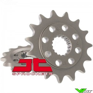Front sprocket steel JT Sprockets (520) - Honda CR250 CR500 CRF450R CRF450X