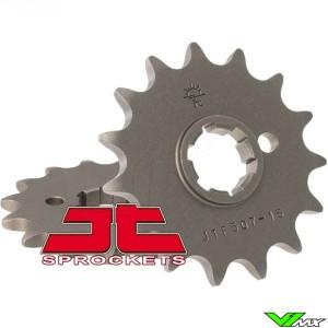 Front sprocket steel JT Sprockets (520) - Husqvarna CR250 CR360 WR250 WR360