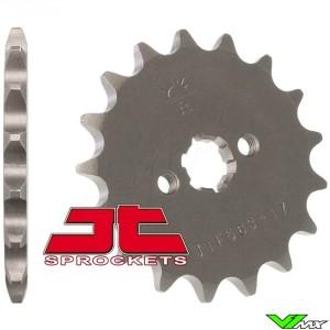 Voortandwiel staal JT Sprockets (420) - Suzuki JR50