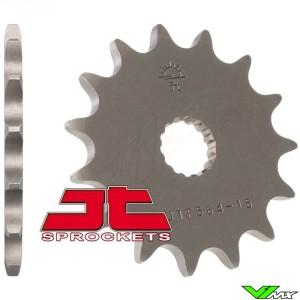 Voortandwiel staal JT Sprockets (520) - GasGas EC125 Yamaha YZ125 WR200