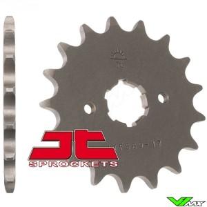 Voortandwiel staal JT Sprockets (520) - Kawasaki KDX200 KDX250 KLX250 KLX300 KX250 KX500 Yamaha WR500 YZ250 YZ490