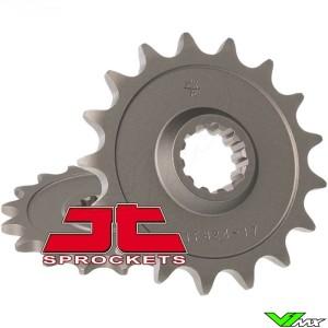 Front sprocket steel JT Sprockets (520) - Husqvarna