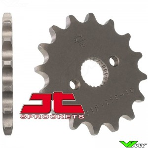 Front sprocket steel JT Sprockets (420) - Honda CR80 CR85 CRF50F CRF70F