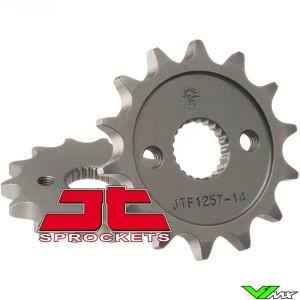 Voortandwiel staal JT Sprockets (428) - Honda CR80 CR85