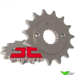 Front sprocket steel JT Sprockets (520) - Honda XR400R