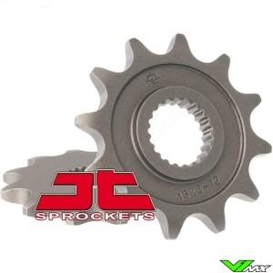 Front sprocket steel JT Sprockets (520) - Honda CR125 CRF250R CRF250X
