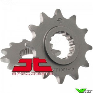 Front sprocket steel JT Sprockets (520) - KTM Husqvarna Husaberg Beta