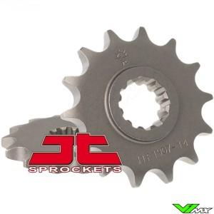 Voortandwiel staal JT Sprockets (428) - Husqvarna TC85 KTM 85SX 105SX