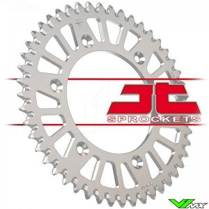 Rear sprocket aluminum JT sprockets (520) - Honda CR125 CR250 CR500 CRF150F CRF230F CRF250R CRF250X CRF450R CRF450X XR250-650R