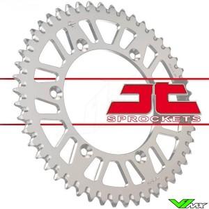 Achtertandwiel aluminium JT sprockets (520) - Yamaha WR250F WR400F WR426F WR450F YZ125 YZ250 YZ250X YZF250 YZF400 YZF426 YZF450