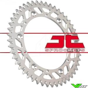 Rear sprocket aluminum JT sprockets (520) - Yamaha TT-R250 WR200 WR400F WR500 YZ125 YZ250 YZ490 YZF400
