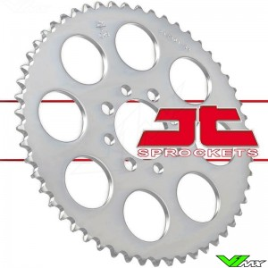 Rear sprocket steel JT sprockets (420) - Kawasaki KLX110