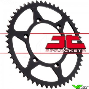 Rear sprocket steel JT sprockets (520) - Suzuki DR350 DRZ400 RM125 RM250 RMX250 RMX450Z RMZ250 RMZ450