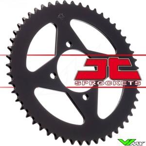 Rear sprocket steel JT sprockets (420) - Yamaha PW80