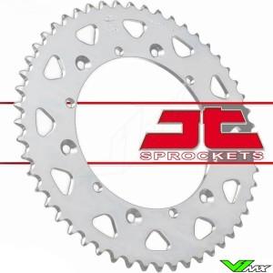 Rear sprocket steel JT sprockets (520) - Yamaha TT-R250 WR200 WR400F WR500 YZ125 YZ250 YZ490 YZF400