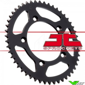 Rear sprocket steel JT sprockets (420) - KTM 60SX 65SX