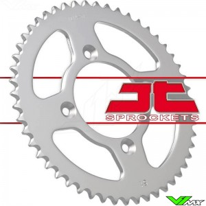 Rear sprocket steel JT sprockets (420) - Honda CRF70F CRF80F