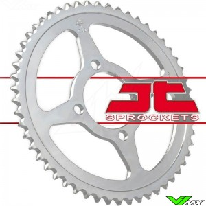 Rear sprocket steel JT sprockets (428) - Yamaha TT-R125