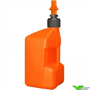 Tuff Jug Quick Fill Fuel Can 20 Liter Orange