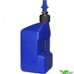 Tuff Jug Quick Fill Fuel Can 20 Liter Blue