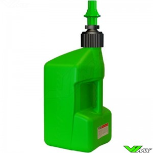 Tuff Jug Quick Fill Fuel Can 20 Liter Green