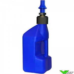 Tuff Jug Quick Fill Fuel Can 10 Liter Blue