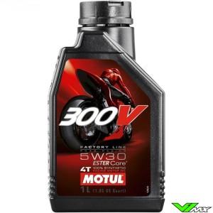 Motul 300V 5W30 4 Takt olie