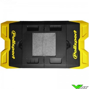 Polisport foldable pit mat Yellow