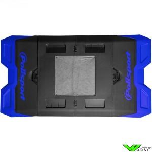 Polisport foldable pit mat Blue
