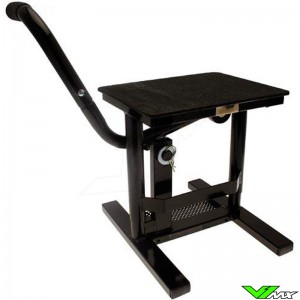 Dirtbike lift stand black