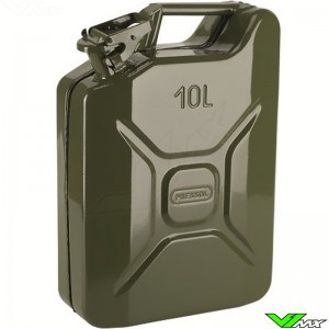 Jerrycan staal 10L Pressol
