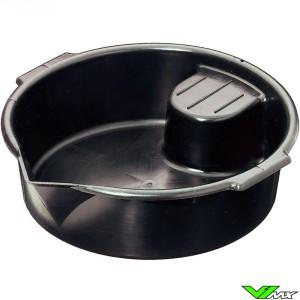 Oil drain tray 7L