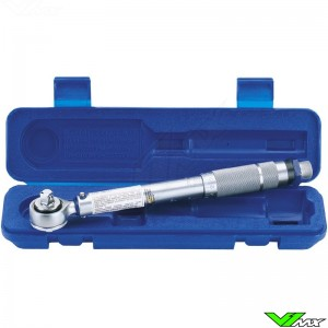 "Draper 3/8"" Sq. Dr. Torque Wrench 10-80Nm"