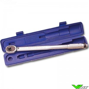 "Draper 1/2"" Sq. Dr. Torque Wrench 30-210Nm"