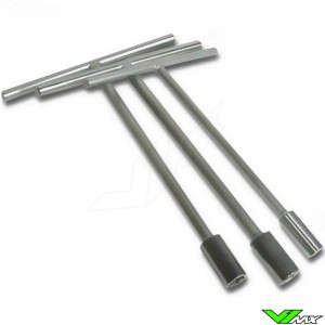 T-handle socket set 3-pieces (8/10/12 mm)