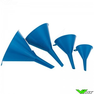 Plastic Funnel set 4-Piece